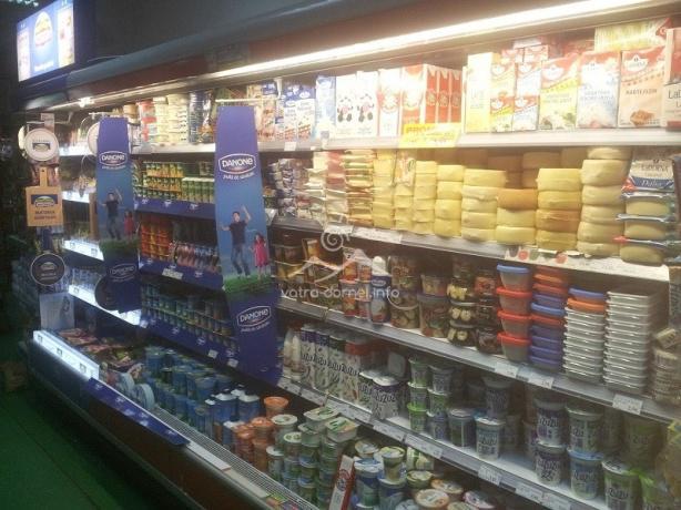 Supermarket non-stop Vatra Dornei